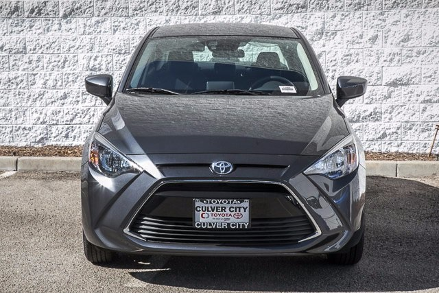 New 2018 Toyota Yaris Ia Base 4d Sedan In Culver City