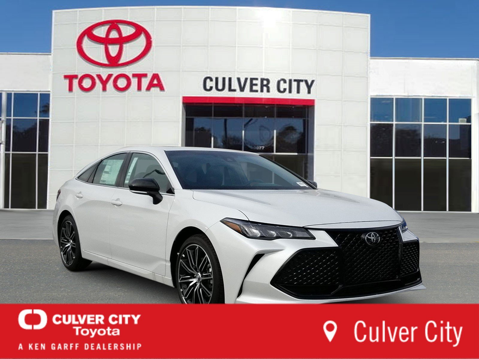 New 2019 Toyota Avalon XSE 4dr Car In Culver City #20527