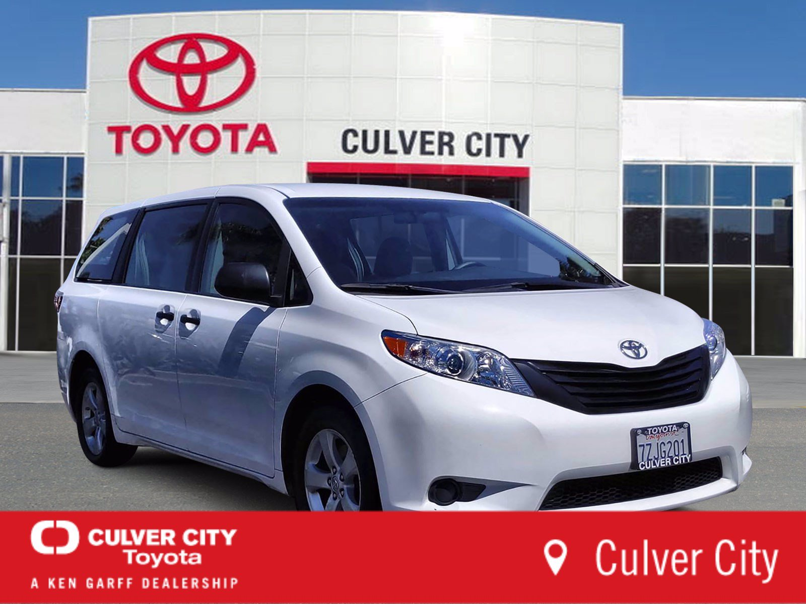 Certified Pre-Owned 2017 Toyota Sienna L