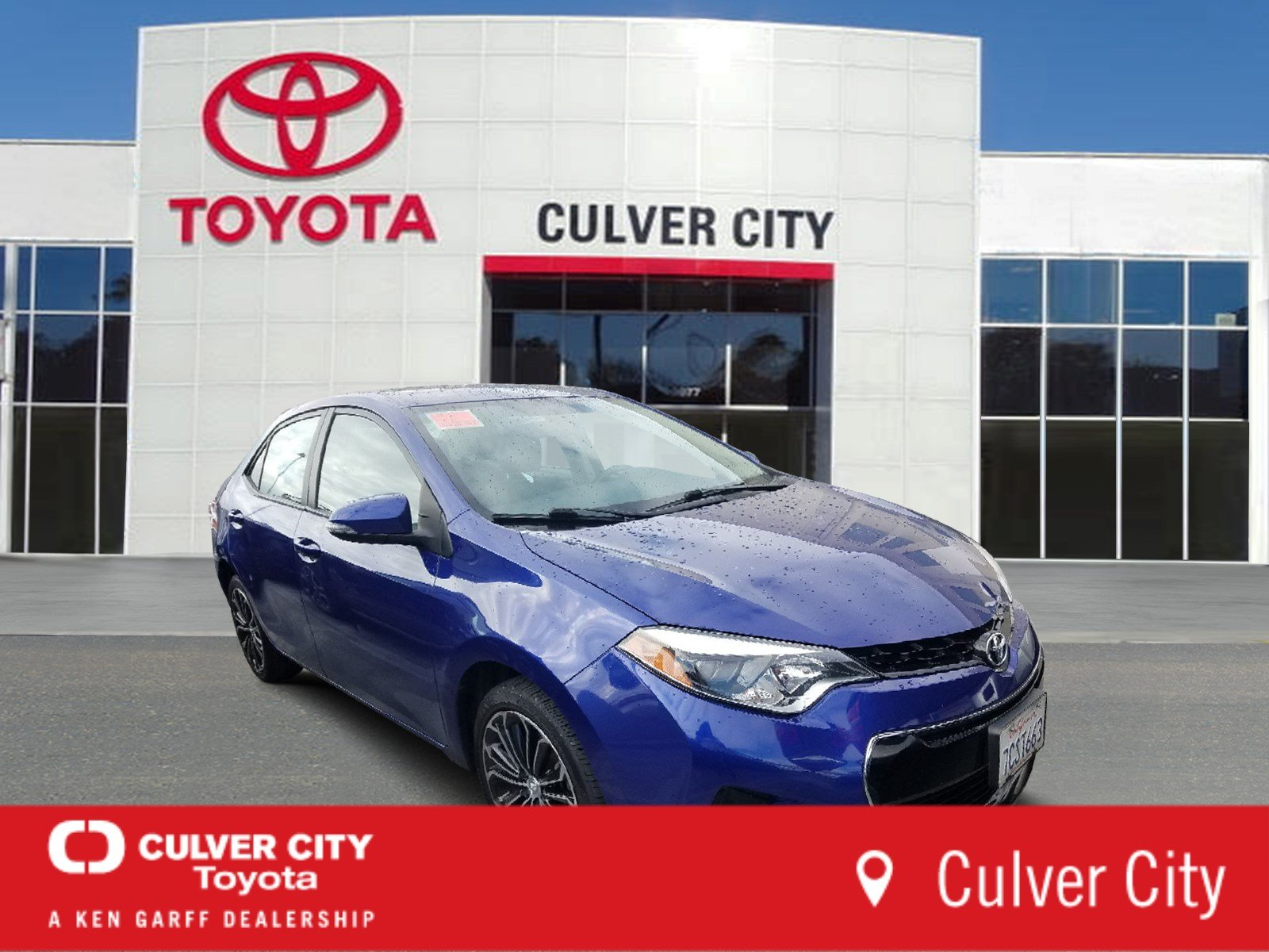Certified Pre-Owned 2014 Toyota Corolla S