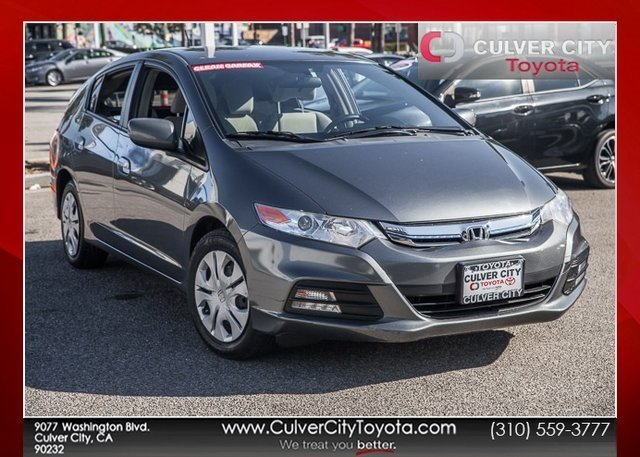 Pre-Owned 2013 Honda Insight LX