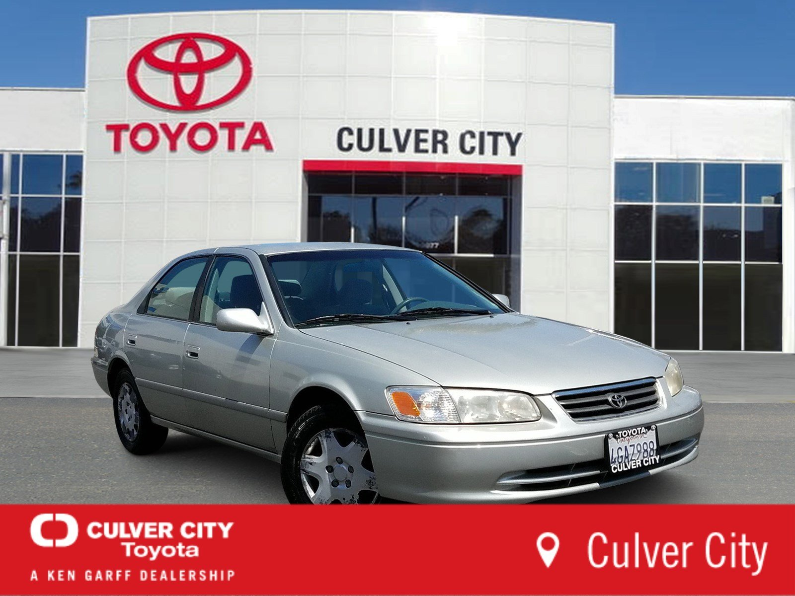 Pre Owned 2000 Toyota Camry Le