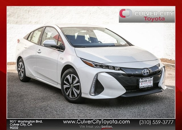 new 2017 toyota prius prime plus 5d hatchback in culver city 17176 culver city toyota. Black Bedroom Furniture Sets. Home Design Ideas