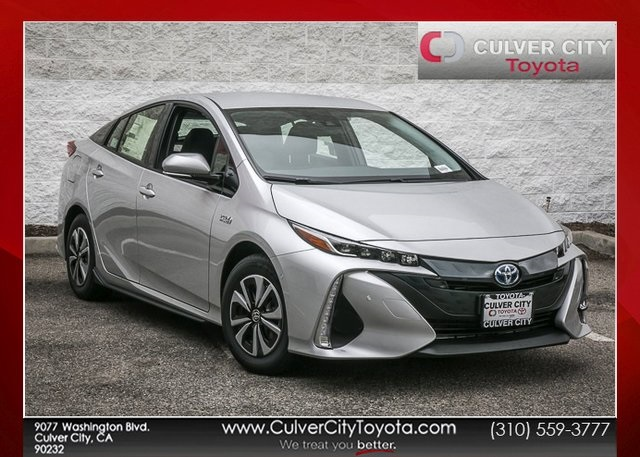 new 2017 toyota prius prime plus 5d hatchback in culver city 16667 culver city toyota. Black Bedroom Furniture Sets. Home Design Ideas