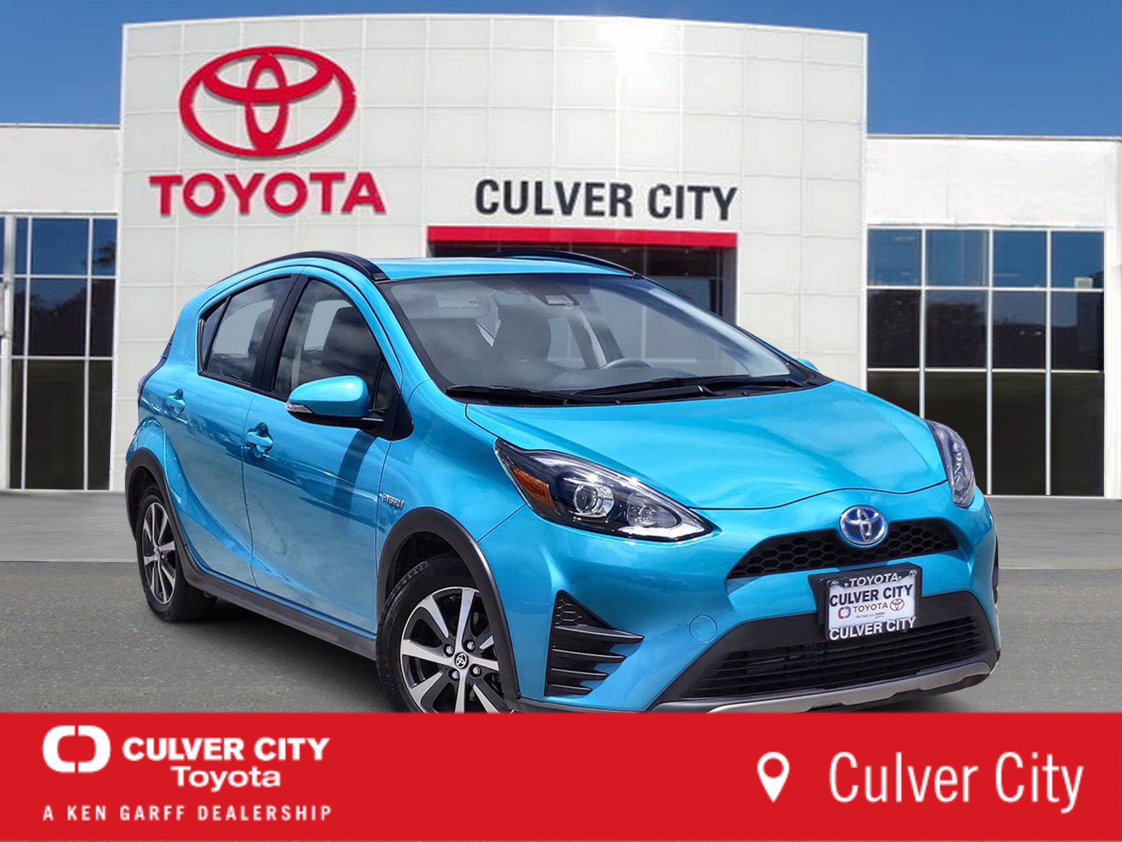 Certified Pre-Owned 2019 Toyota Prius c L