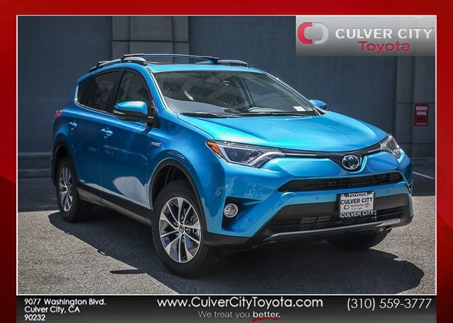 new 2018 toyota rav4 hybrid xle 4d sport utility in culver. Black Bedroom Furniture Sets. Home Design Ideas