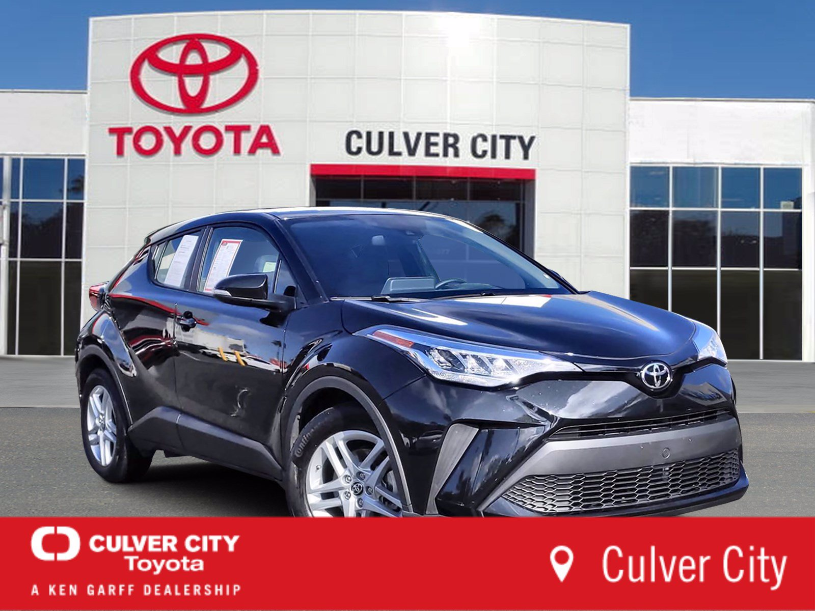Certified Pre-Owned 2020 Toyota C-HR LE
