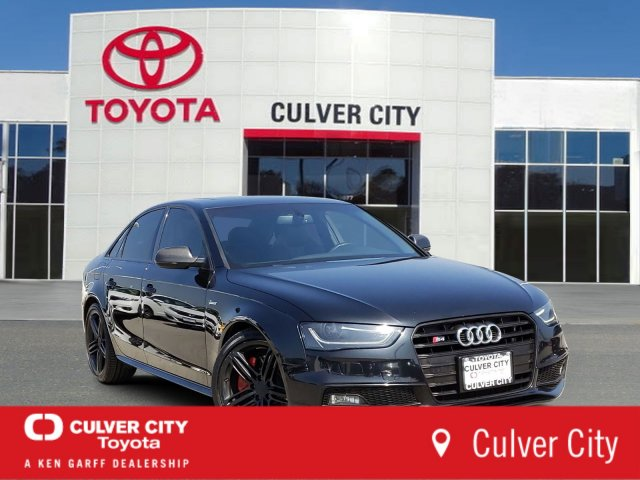 Pre-Owned 2014 Audi S4 Premium Plus AWD