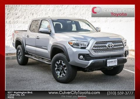 New 2018 Toyota Tacoma TRD Offroad
