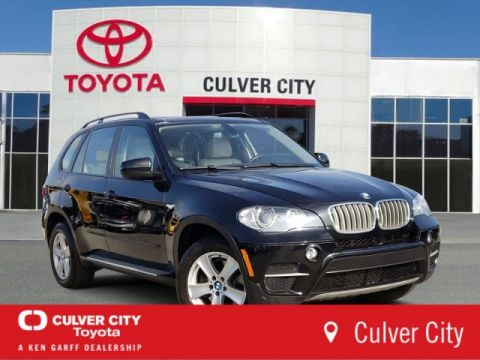 Pre-Owned 2011 BMW X5 35d
