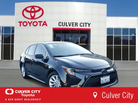 Certified Pre-Owned 2020 Toyota Corolla XLE