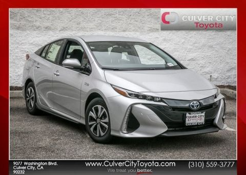 new 2018 toyota prius prime plus 5d hatchback in culver city 19375 culver city toyota. Black Bedroom Furniture Sets. Home Design Ideas