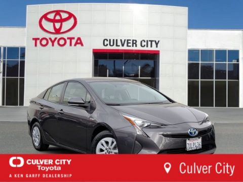 Certified Pre-Owned 2016 Toyota Prius STD